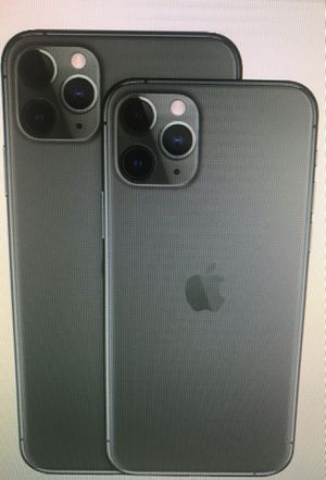 iPhone 11 Pro Max - 256 GB Midnight Green for Sale in Binghamton, NY