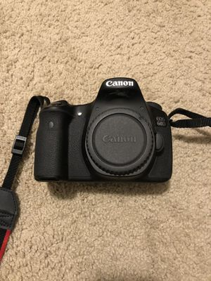 Canon 60D plus 2 lenses for Sale in Houston, TX