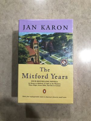 The Mitford Years, 4 Bestselling Novels. New for Sale in Nicholasville, KY