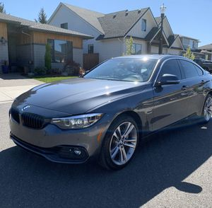 BMW 440i gran coupe for Sale in Gresham, OR