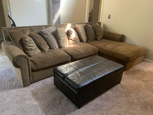 Large Sectional Couch for Sale in Big Bear Lake, CA