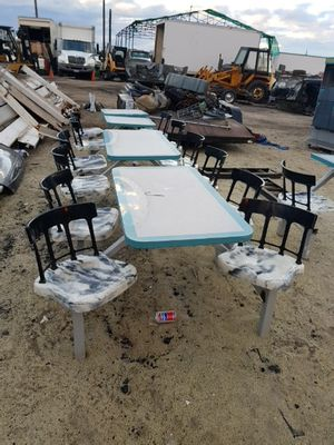 Commercial tables for Sale in Sanger, CA