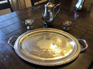 Antique tea set for Sale in Oregon City, OR