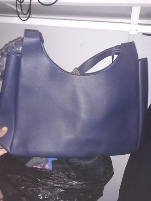 Vendo una bolsa azul marca neiman marcus for Sale in Dallas, TX