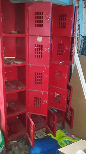 Metal lockers for Sale in Ottumwa, IA