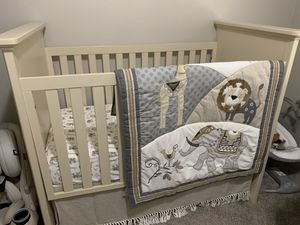 Crib / changing table/ accessories for Sale in Atlanta, GA