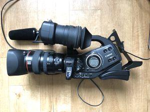 Canon XL-H1 HDV for Sale in Los Angeles, CA