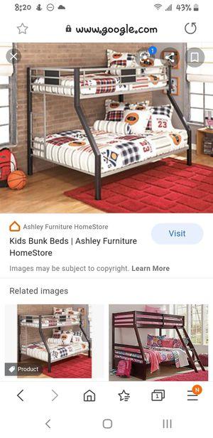 Bunk bed for Sale in Wichita, KS