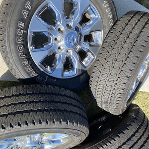 "8 Lug Dodge Ram 20"" Heavy Duty for Sale in Grand Prairie, TX"