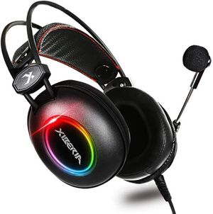 E3 Black Gaming Headset, Over-Ear Stereo Gaming Headphones with Uni-Directional Microphone for Sale in Duluth, GA