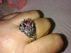 New Beautiful fashion ring size 9 for Sale in Tacoma, WA