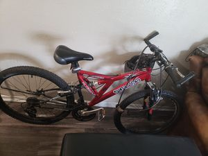26 inches Mongoose all terrain mountain bike for Sale in Dallas, TX