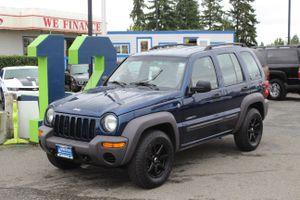 2004 Jeep Liberty for Sale in Everett, WA