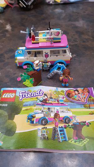Lego Friends 41333 Olivia's Mission Vehicle for Sale in Pembroke Pines, FL