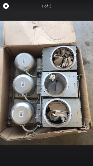Recessed lights Cans for Sale in Tracy, CA