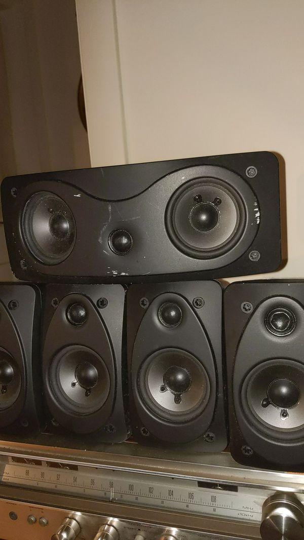 Polk audio Rmds digital home theater system