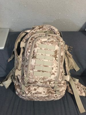 Military style backpack for Sale in Irwindale, CA