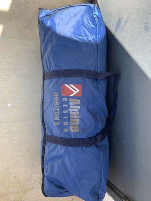 Outdoor tent ALPINE design - HORIZON 5 for Sale in Henderson, NV