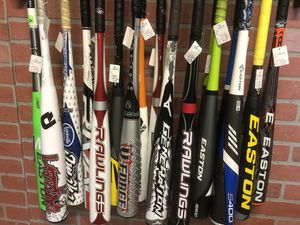 BBCOR baseball bat from $35 up to $75 for Sale in Falls Church, VA