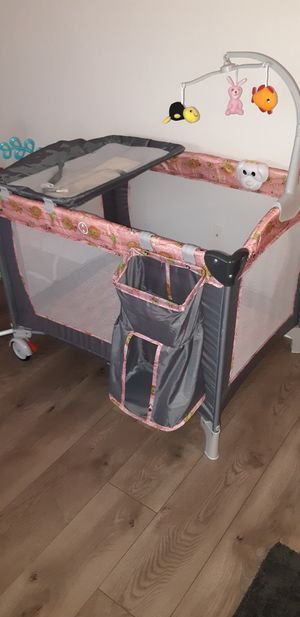 Nursery Center Playpen and Changing table for Sale in Lakeside, CA