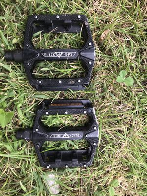 """Black Ops 9/16"""" Alloy Pedals for Sale in Fairfield, IA"""