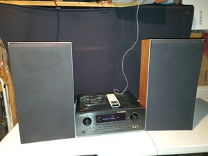 Speakers bangolusen y receiver Marantz for Sale in Huntington Beach, CA