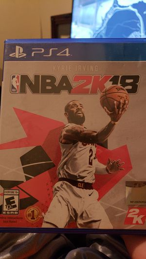2k18 for Sale in undefined