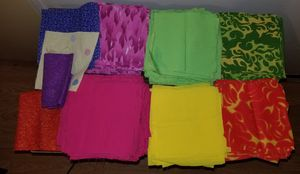 Quilting material bundle for Sale in Mendenhall, MS