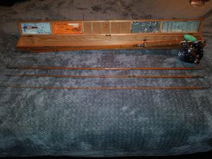 Vintage Bambo Fishing Pole for Sale in Fountain Valley, CA
