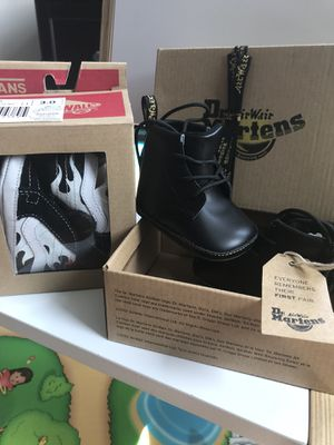 BRAND NEW & NEVER BEEN WORN children's shoes!! for Sale in Seattle, WA
