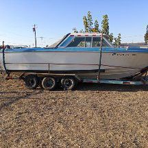 1972 fishing boat for Sale in Manteca, CA