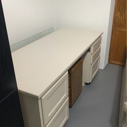 Large Wooden Desk for Sale in Alexandria,  VA