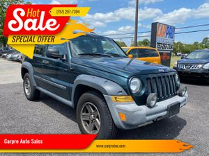 2005 Jeep Liberty for Sale in Chesapeake, VA