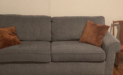 Blue Functional Hideabed Couch for Sale in Everett,  WA