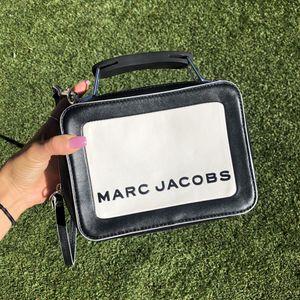 Marc Jacobs The Box 23 Mini Box Women's Bag - Two Tone Crossbody Bag for Sale in Tempe, AZ