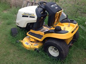 Ride on tractor mower for Sale in Fort Worth, TX
