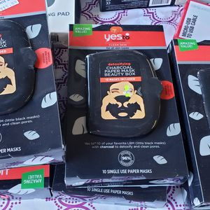 10 Face Mask Charcoal for Sale in Pasadena, TX