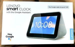 Lenovo smart clock for Sale in Houston, TX