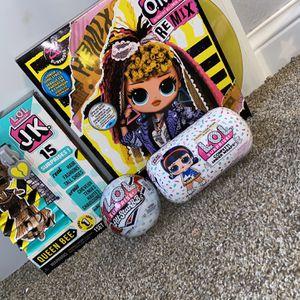 Lol Surprise Doll Lot for Sale in Kalamazoo, MI