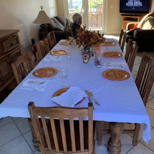 Table, Chairs, Love Seat, Couch for Sale in San Diego, CA