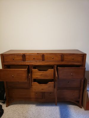 Solid wood dresser for Sale in Springfield, VA
