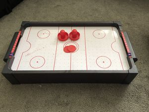 Mini air hockey table for Sale in Los Angeles, CA