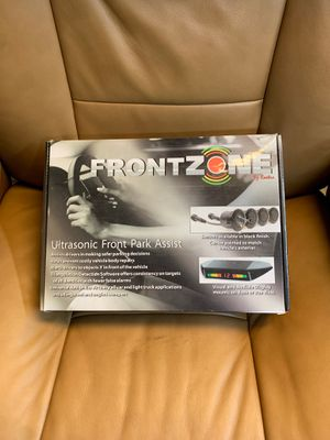 Frontzone ultrasonic park assist car radar backup beeper parking sensors for Sale in Seattle, WA
