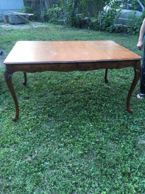 1920s family dining room table for Sale in Detroit, MI