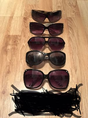 WOMENS SUNGLASSES NO NAME BRANDS for Sale in Preston Heights, IL