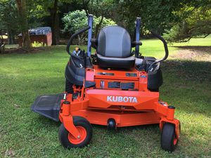 "Kubota Z411. 48"" Cut for Sale in Buford, GA"