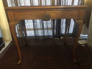 Antique table with shell / claw feet for Sale in Alexandria, VA