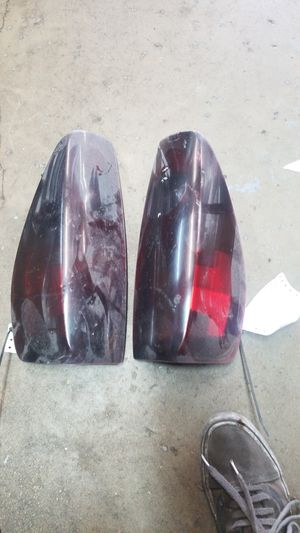 Chevy colorado tailights smoked for Sale in Fort Lauderdale, FL