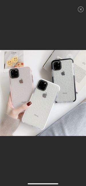 [FreeShipping][NEW] iPhone 11/Pro/Max Shell Anti-Knock Case for Sale in Bellevue, WA
