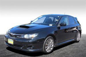 2009 Subaru Impreza Wagon WRX for Sale in Seattle, WA